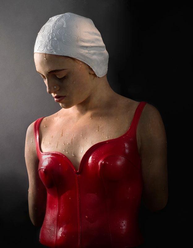 Sculptura de Carole Feuerman
